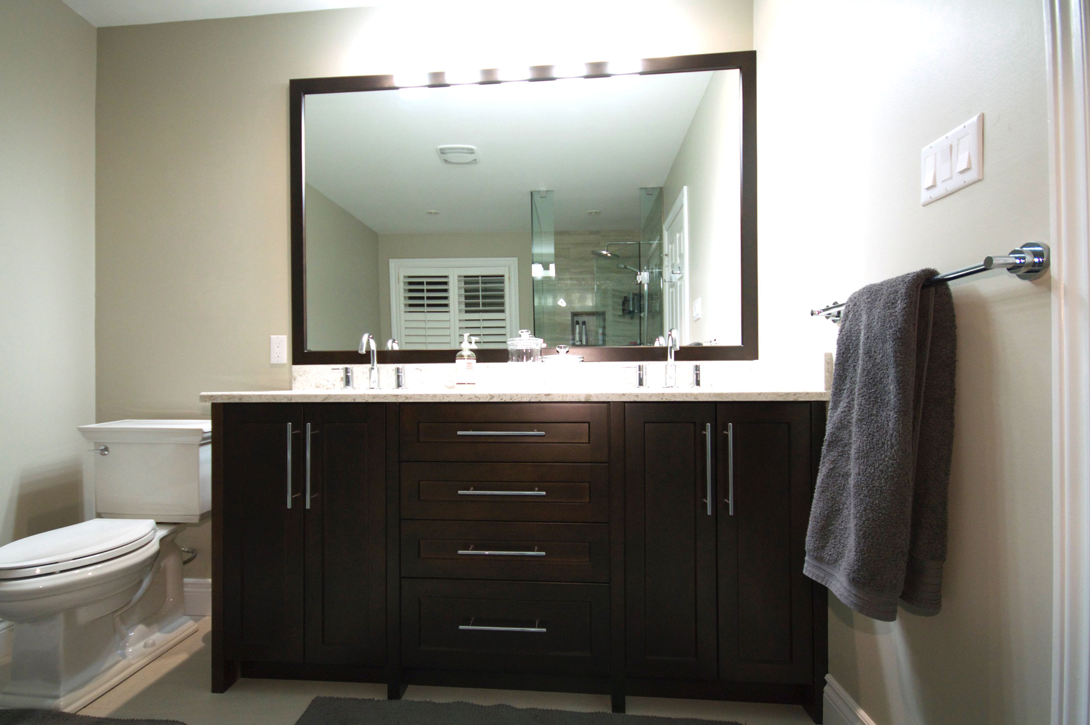 Custom Bathroom Vanities Kitchener Waterloo enrich it woodworks | we believe in the richness of your home.